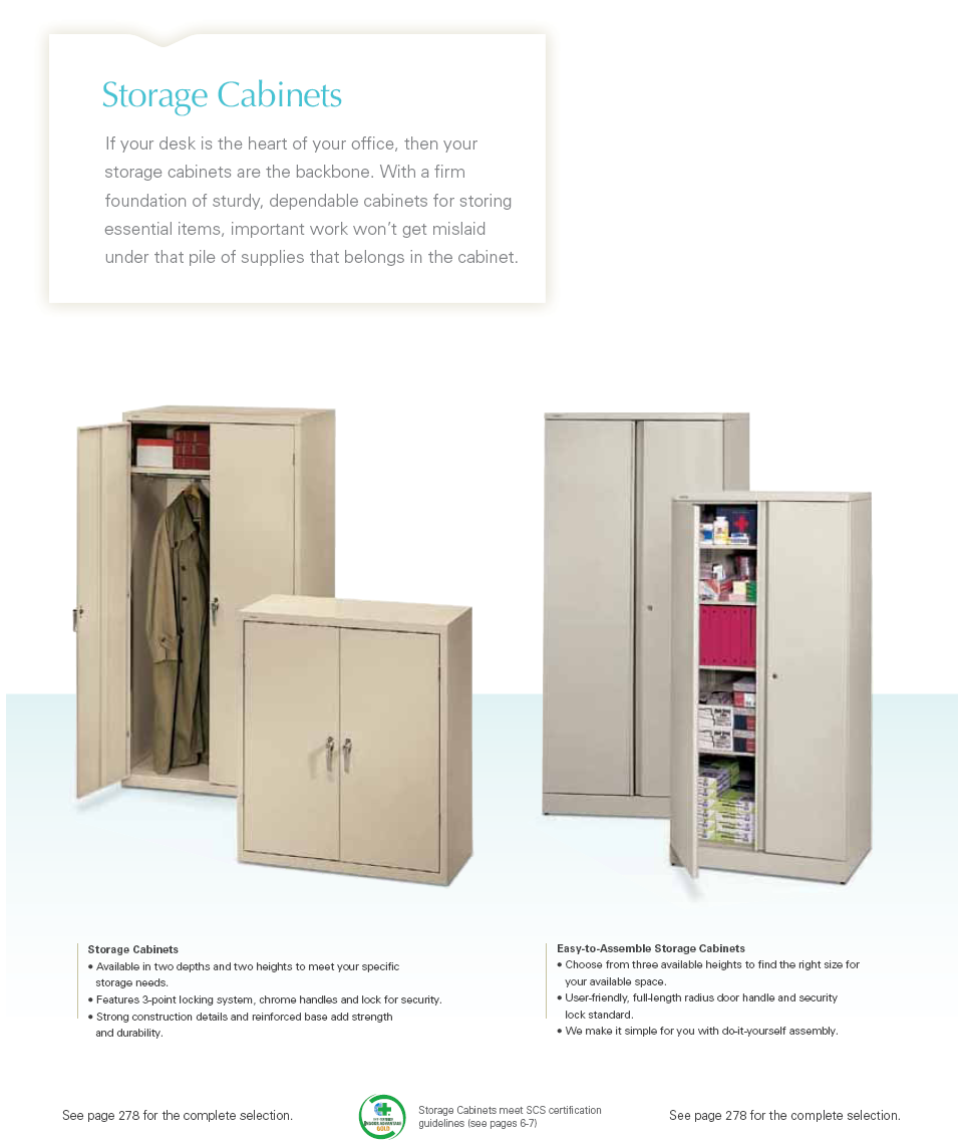 hon-cabinets6 Storage Cabinets  sc 1 st  Hallmark Office Furniture & Hon u2014 Hallmark Office Furniture