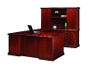 Jasper Desk Heartwood Executive U Shape