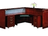 Jasper Desk Reception Traditional