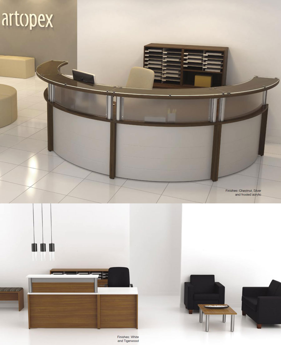 artopex receptions hallmark office furniture